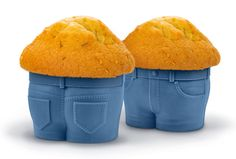gonna have to get these...for real though Muffin Tops Baking Molds – Foodiggity Shop