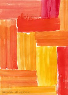 Baublicious: Analogous Colors - Kissing Cousins or Noisy Neighbors? Fall Color Schemes, Paint Schemes, Color Combos, Yellow Background, Background Patterns, Orange Color Palettes, Orange Aesthetic, Color Harmony, Complimentary Colors