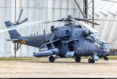 Mi-25 VM Russian Airforce