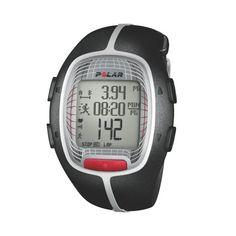 Polar RS300X - Reloj con pulsómetro y compatible con GPS para running y multisport (negro) - http://paracorrer.com/producto/polar-rs300x-reloj-con-pulsometro-y-compatible-con-gps-para-running-y-multisport-negro/