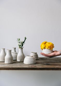 Beautiful handmade ceramics.
