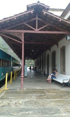 Estação de trem Ouro Preto