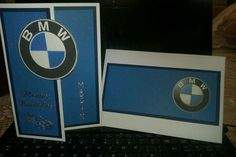 BMW fan card