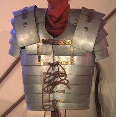 Roman armor reconstruction, Roman Army Museum, .
