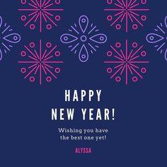 Hope you had a great New Years Eve!  Happy 2018!#happynewyear2017 #lularoealyssaseaton #lularoe #newyear
