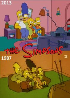 The Simpsons. A constant source of joy for 20-some years.