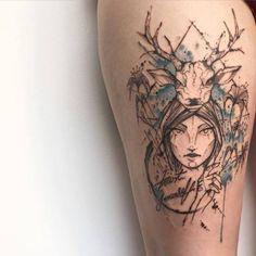 Conheça 14 tatuadores inovadores do Brasil com trampos de cair o queixo | Virgula