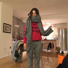 Leandra's Day in the Life During NYFW - Man Repeller