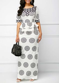 4 Factors to Consider when Shopping for African Fashion – Designer Fashion Tips Easter Dresses For Women, White Dresses For Women, African Print Fashion, African Fashion Dresses, African Attire, African Dress, African Traditional Dresses, Spandex Dress, Peplum