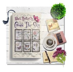 """DIY Book Cover"" by preciouspearll ❤ liked on Polyvore featuring art and diybookcover"