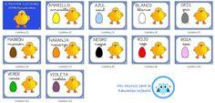 El Pollo Pepe y los colores/ En Pep i els colors / Charlie Chick and the colours
