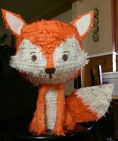 pinata fox - Google Search