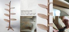 Umthi Bookshelves by Meyer Von Wielligh | Furniture Designers | Garden Route