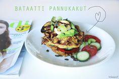 Nopeaa kasvisruokaa arkeen - Vilma.P | Lily
