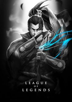 Yasuo by wacalac on deviantART