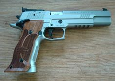 Sig x-six...i love the grip. Lines of a women's body. Sexiest gun ever