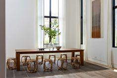 Panche e sedie per tavolo da pranzo 09