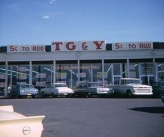 T G & Y Stores. Oh my gosh I loved going to tg&y- as a kid I thought you could get everything there- north 7 th rd. west Monroe,la.