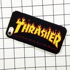 coque thrasher iphone 6 plus