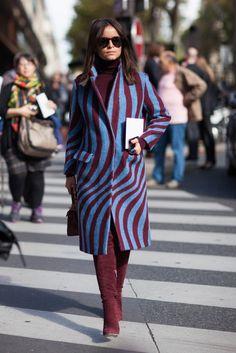 Street Style na Paris Fashion Week