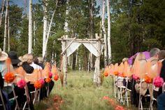 Flagstaff Arizona Rustic Wedding: Alicia   Max