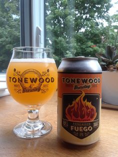 """""""Fuego is an explosion of flavors and aromas. Citra  and Mosaic deliver an expressive hop profile that makes this hazy IPA both juicy and dank."""""""