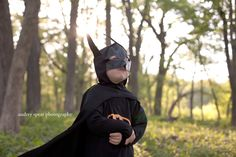 Batman 3 year old photo session Audrey Spear Photography {San Francisco Child Photographer}