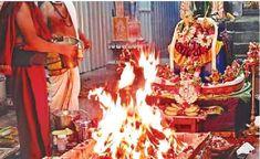 கன்னிகா பரமேஸ்வரி கோவிலில் சிறப்பு பூஜை யாகம்