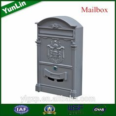2015 Best Selling plastic newspaper box