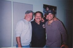 Johnny with Moonshadow & Luis Jimenez Del Vacilon