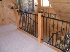 Home Depot Balusters Interior | From The Top