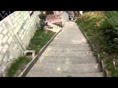 Manizales Urban Downhill