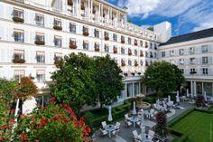 Hoteles urbanos internacionales: Le Bristol (París)