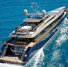 Luxury Yacht – Join in the world of pin Yacht Design, Boat Design, Super Yachts, Yacht Luxury, Yachting Club, Bateau Yacht, Yatch Boat, Ski Nautique, Tracker Boats