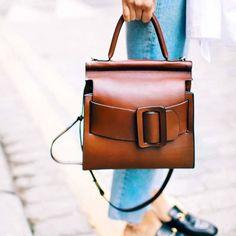 Kattee Women's Genuine Leather Handbags Shoulder Tote Organizer Top Handles Crossbody Bag Satchel Designer Purse (Sorrel) – The Fashion Mart Chanel Handbags, Purses And Handbags, Leather Handbags, Cheap Handbags, Popular Handbags, Luxury Handbags, Cheap Purses, Wholesale Handbags, Leather Purses