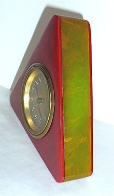 Bakelite Clock