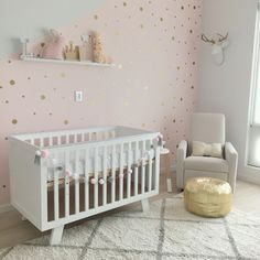 64 Ideas Baby Boy Room Scandinavian Kid Bedroom for 2019 64 Ideas Baby Bo . Baby Girl Room Decor, Baby Room Design, Baby Bedroom, Baby Boy Rooms, Baby Decor, Girl Nursery, Girls Bedroom, Nursery Ideas, Kid Bedrooms