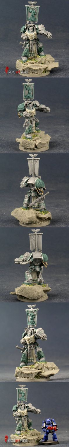 Inquisitor/Daemonhunter Terminator conversion