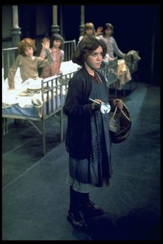 Andrea Mcardle in original production of Annie, 1977
