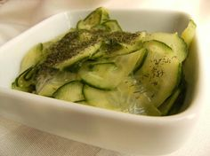 Danish Pickled Cucumbers (Syltede Agurker) from Food.com:   								Found on the net for the World Tour.  Cook time is refrigeration time.