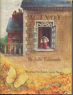 MANDY BY JULIE EDWARDS   1971