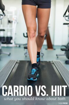 Steady cardio or HIIT training- which is better?
