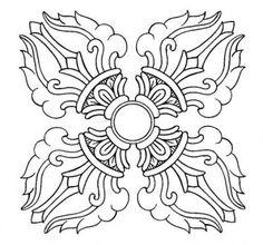 Image result for prajnaparamita thangka sketch