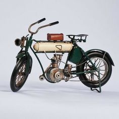 Miniatura Bicicleta Antiga