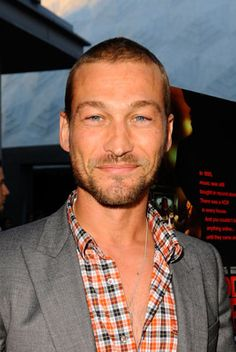 Andy Whitfield, Actor: Gabriel. Andy Whitfield was born on October 17, 1971 in Amlwch, Anglesey, Wales. He was an actor, known for Gabriel (2007), Spartacus: War of the Damned (2010) and The Clinic (2010). He was married to Vashti Whitfield. He died on September 11, 2011 in Sydney, New South Wales, Australia.