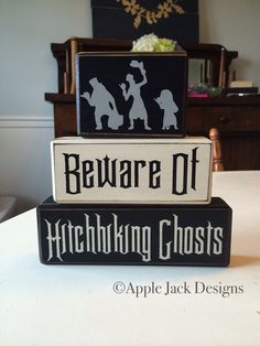 Disney haunted mansion hitchhiking ghost by AppleJackDesign