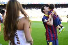 Lionel Messi Lionel Messi expecting second child with partner Antonella Roccuzzo