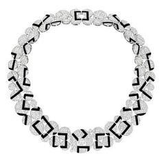 Chanel Café Society Bubbles necklace
