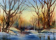 Sunrise in the woods....Sold on Fine Art America