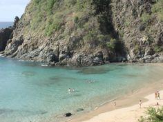 Praia do Cachorro, Fernando de Noronha